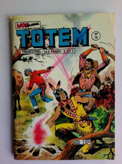 BD TOTEM 2E SERIE N°18 Mon Journal 1974 : RENO KID - GRINGO