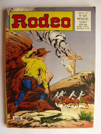 BD RODEO N°526 TEX WILLER