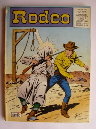 BD RODEO N°527 TEX WILLER