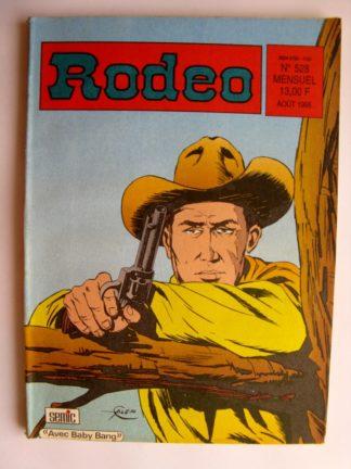 BD RODEO N°528 TEX WILLER