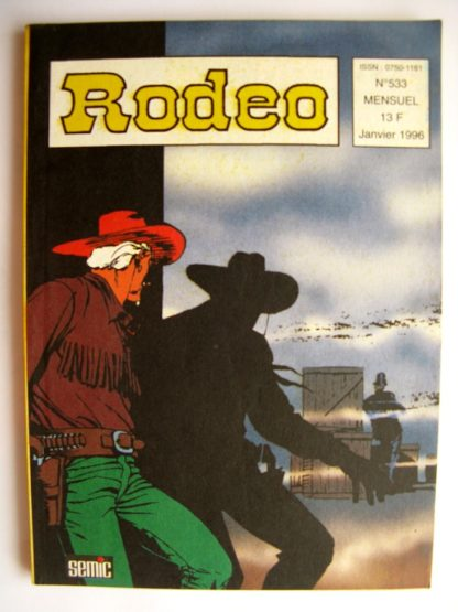 BD RODEO N°533 TEX WILLER