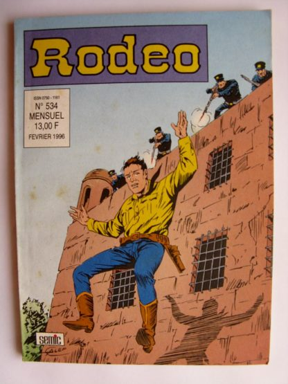 BD RODEO N°534 TEX WILLER