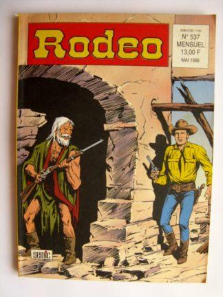 BD RODEO N°537 TEX WILLER