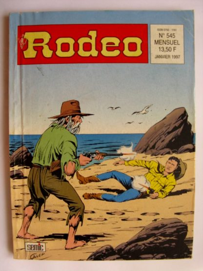BD RODEO N°545 TEX WILLER