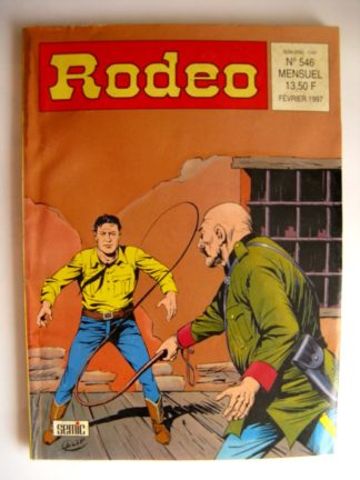 BD RODEO N°546 TEX WILLER