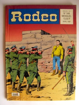 BD RODEO N°548 TEX WILLER