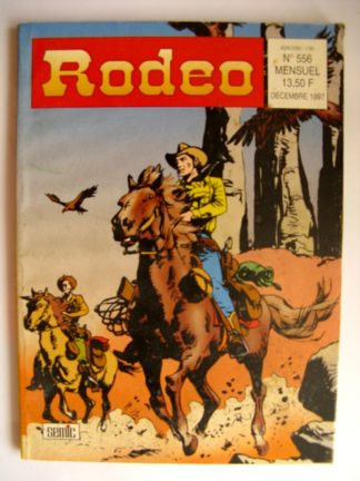 BD RODEO N°556 TEX WILLER