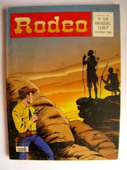 BD RODEO N°558 TEX WILLER