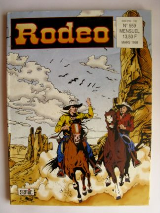 BD RODEO N°559 TEX WILLER