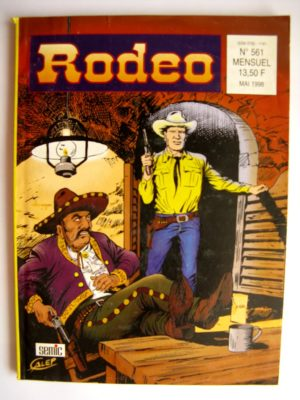 BD RODEO N°561 TEX WILLER