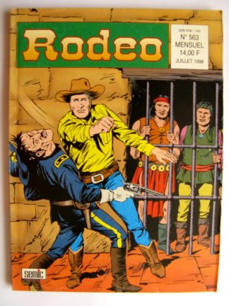 BD RODEO N°563 TEX WILLER