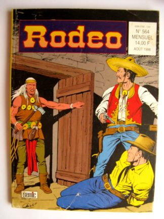 BD RODEO N°564 TEX WILLER