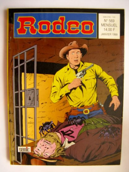 BD RODEO N°569 TEX WILLER