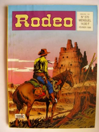 BD RODEO N°570 TEX WILLER