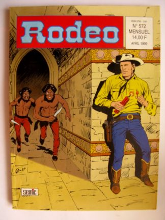 BD RODEO N°572 TEX WILLER