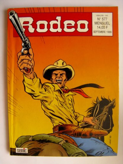 BD RODEO N°577 TEX WILLER