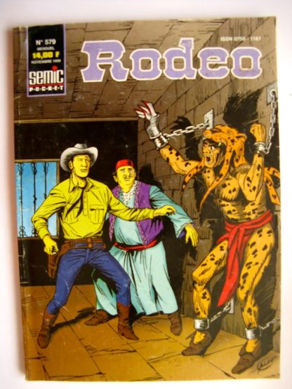 BD RODEO N°579 TEX WILLER