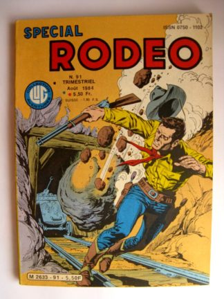 SPECIAL RODEO N°91 TEX WILLER