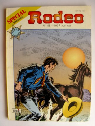 BD SPECIAL RODEO N°153 TEX WILLER