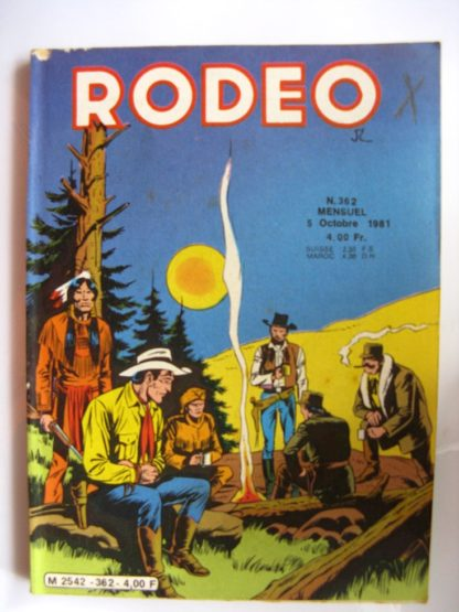RODEO BD TEX WILLER (362