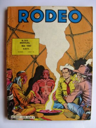 RODEO BD TEX WILLER 369