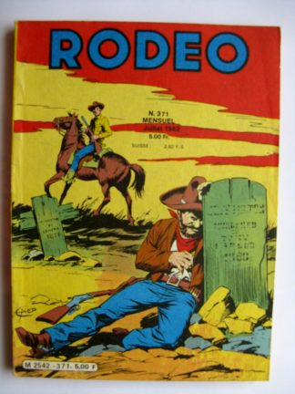 RODEO BD TEX WILLER 371