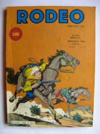 RODEO N° 385 TEX WILLER