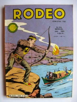 BD RODEO N°394 TEX WILLER