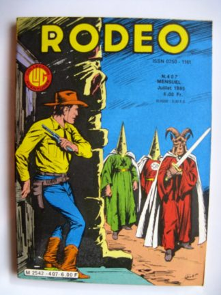 BD RODEO N°407 TEX WILLER