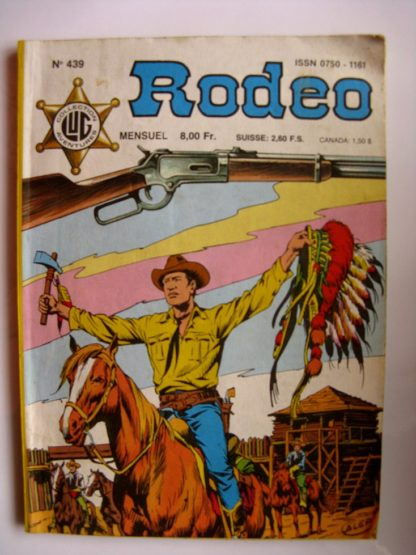 RODEO N°439 TEX WILLER