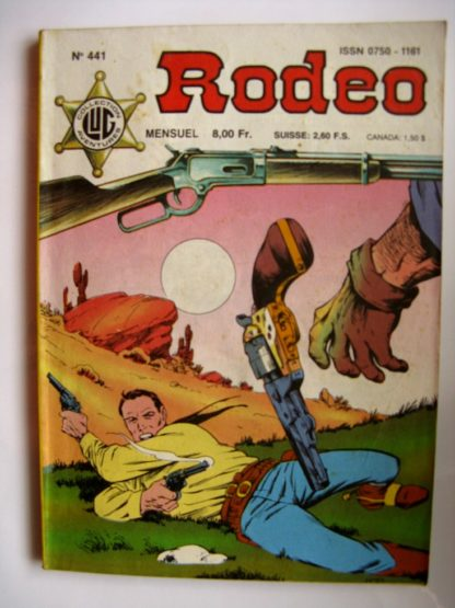 BD RODEO N°441 TEX WILLER