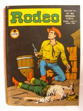 BD RODEO N°464 TEX WILLER