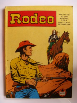 BD RODEO N°469 TEX WILLER
