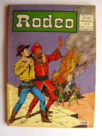 BD RODEO N°484 TEX WILLER