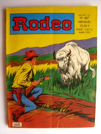 BD RODEO N°487 TEX WILLER