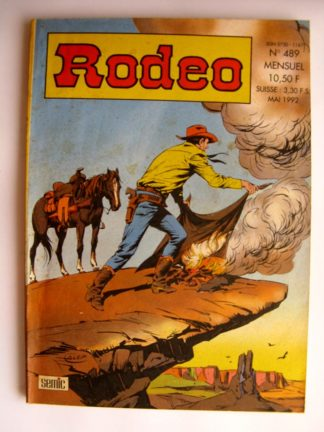 RODEO N°489 TEX WILLER