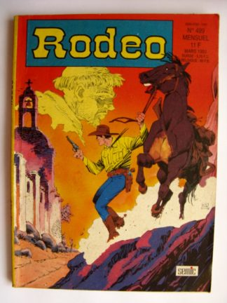 BD RODEO N°499 TEX WILLER