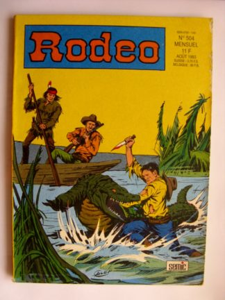 BD RODEO N°504 TEX WILLER