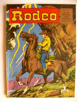 BD RODEO N°509 TEX WILLER