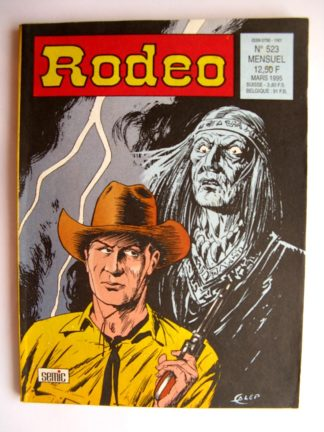 BD RODEO N°523 TEX WILLER
