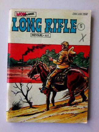 BD LONG RIFLE N°39 MON JOURNAL 1980 : Condor des Andes - Sans Pitié