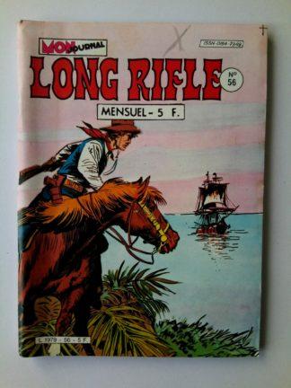 BD LONG RIFLE N°56 MON JOURNAL 1982 :Trompette dans la nuit
