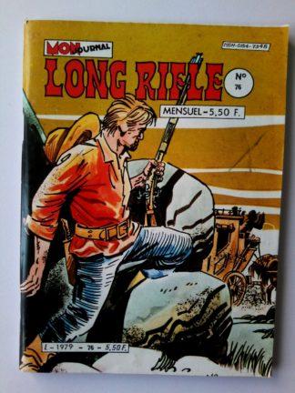 BD LONG RIFLE N°76 MON JOURNAL 1982 :Au delà du pont