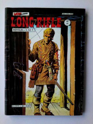 BD LONG RIFLE N°81 MON JOURNAL 1982 :La caravane des Nanas