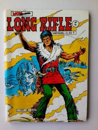 BD LONG RIFLE N°82 MON JOURNAL 1982 :Le prix du sang