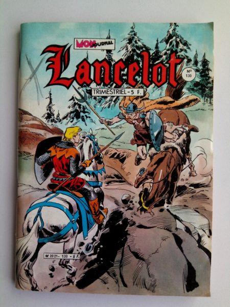 LANCELOT (chevalier de la table ronde) N°130 Le preux et le barbare