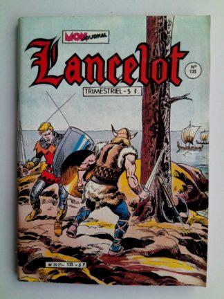 BD LANCELOT N°135 Mon Journal 1983 : Combat dans l'île