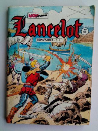 BD LANCELOT N°136 Mon Journal 1983 : Escalibur