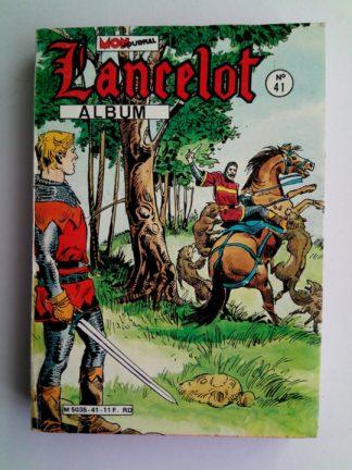 BD LANCELOT ALBUM RELIE 41 (N°139-140-141) MON JOURNAL 1984