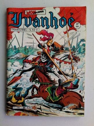 BD IVANHOÉ N°202 MON JOURNAL 1984 : A la recherche de Brandan
